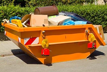 Umweltgerechte Entsorgungen mit JH-Umzüge & Transporte