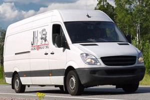 Mietservice für Kleintransporter bei JH Umzüge & Transporte