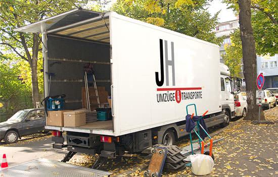 Umzugsunternehmen in Halle an der Saale