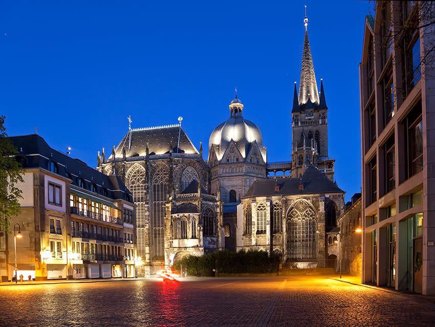 Umzug Aachen