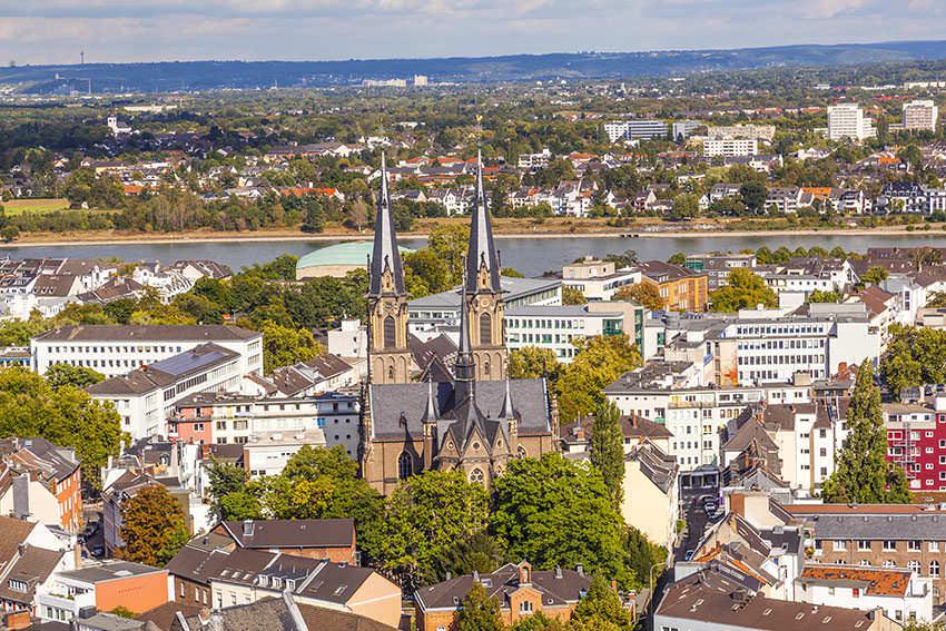 Umzug Bonn