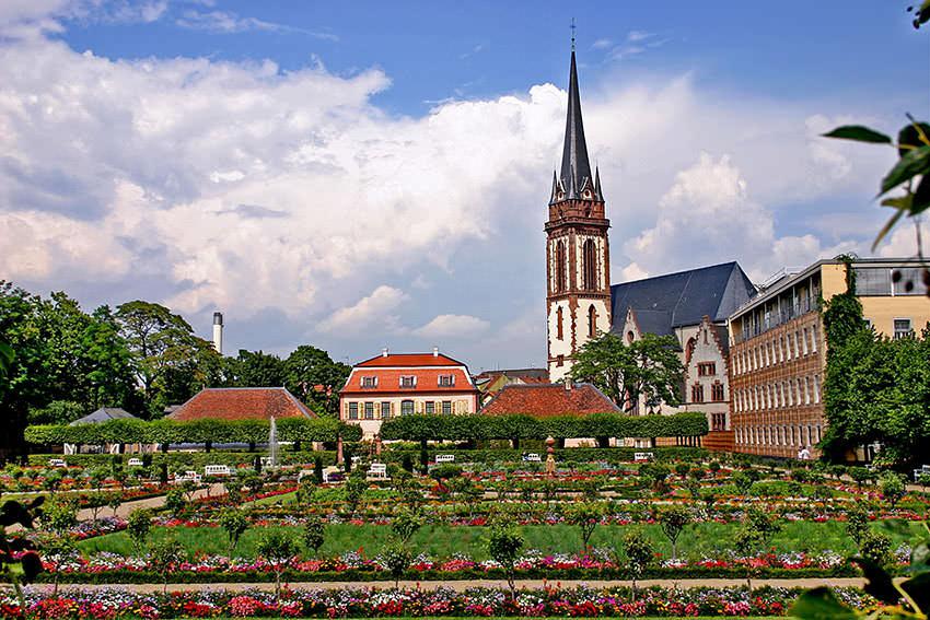 Umzug Darmstadt
