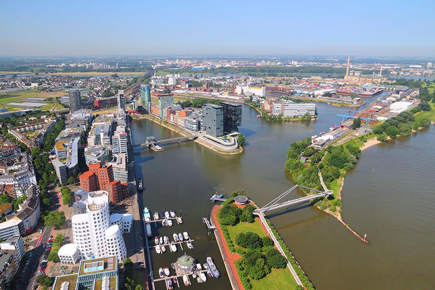 Umzug Düsseldorf