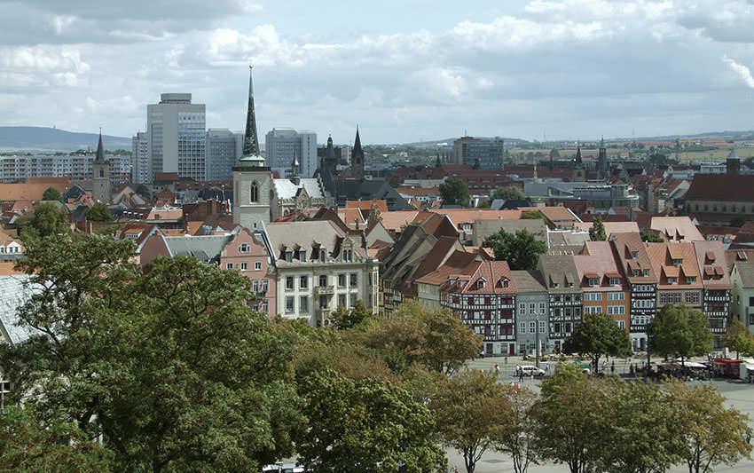 Umzug Erfurt