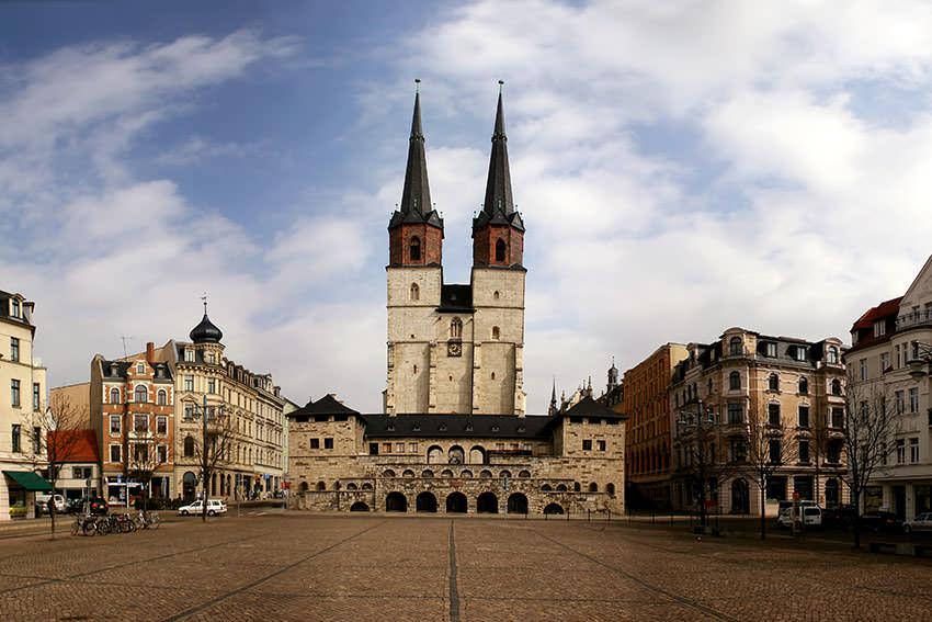 Umzug Halle (Saale)