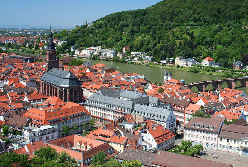 Umzug Heidelberg