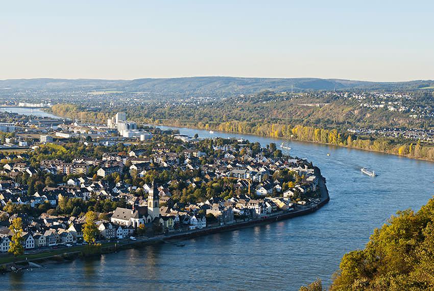 Umzug Koblenz