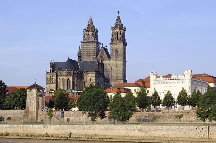 Umzug Magdeburg