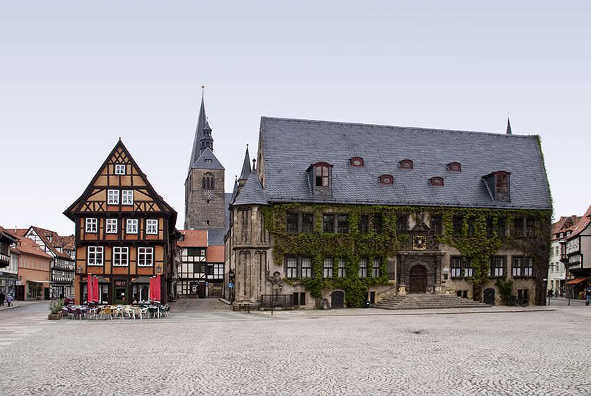 Umzug Quedlinburg