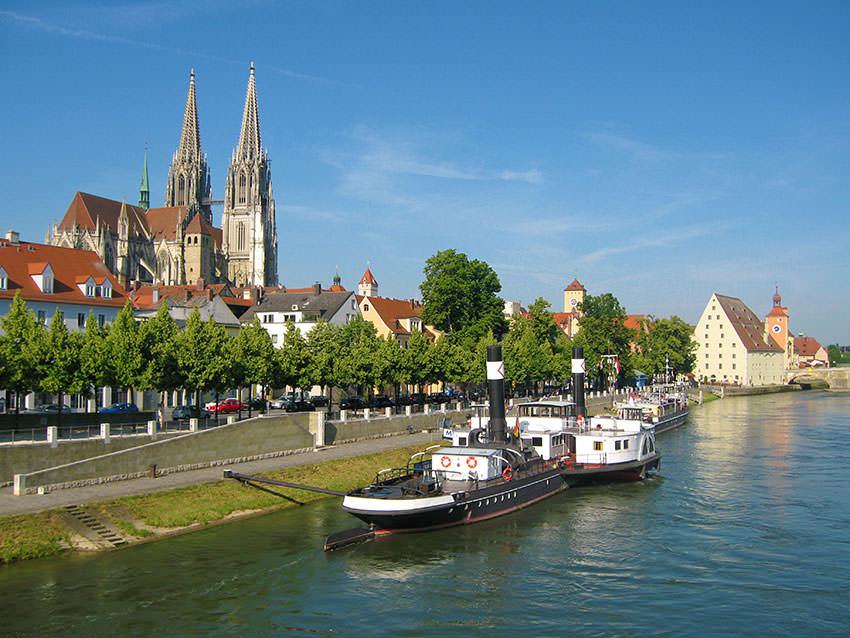 Umzug Regensburg