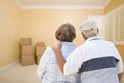Der Umzug für Senioren