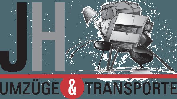 JH-Umzüge & Transporte Mobile Retina Logo