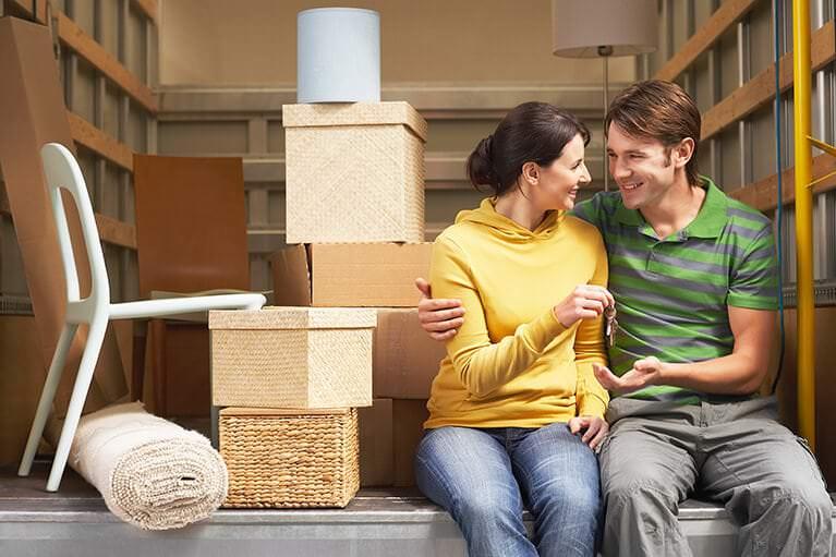Zusammenziehen - Tipps für den Umzug in die erste gemeinsame Wohnung