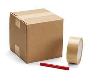 Umziehen und richtig verpacken