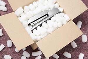 Richtig packen – welches Polstermaterial eignet sich?