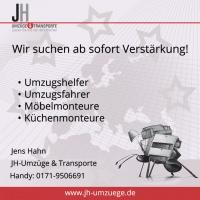 Wir suchen ab sofort Verstärkung! - https://www.jh-umzuege.de - #Umzug #Umzugshelfer #Möbelmonteure #Küchenmonteure #Halle #Leuna #Merseburg #Leipzig